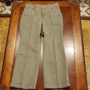 Eddie Bauer Mercer fit pants size 12